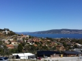 Looking South down the derwent river from Stage 22